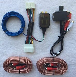 s l300 honda acura factory radio add a sub amp plug & play wire harness how to add wires to a wiring harness at gsmx.co