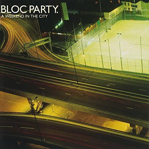 1 of 1 - Bloc Party - Weekend in the City - Bloc Party CD 5CVG The Cheap Fast Free Post