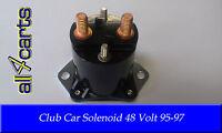 Club Car 48 Volt Golf Cart Solenoid | 1995 To 1997 Ds | Electric 48v