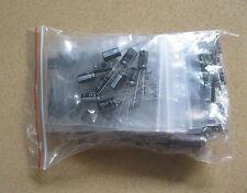 1uF~2200uF 25 value 125pcs Electrolytic Capacitors Assortment Kit Assorted Set