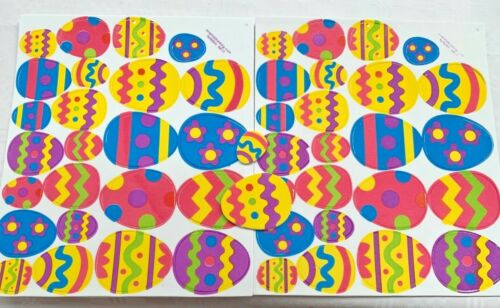 Shapes Series 5 Pack of 50 Easter and Christmas Foam Stickers See Listings