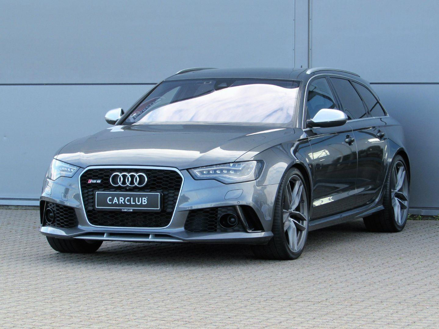 Audi RS6 4,0 TFSi Avant quattro Tiptr. 5d - 849.900 kr.