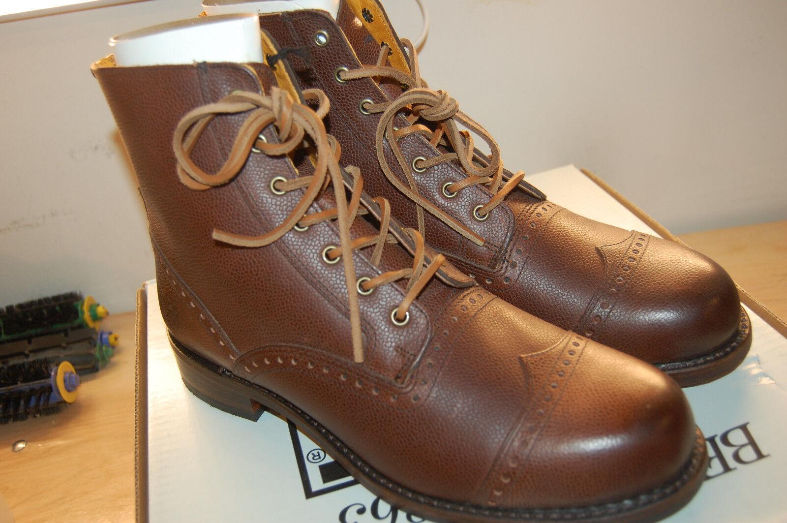 outlet online Arkansas Frye NIB brogue full Leather avvio
