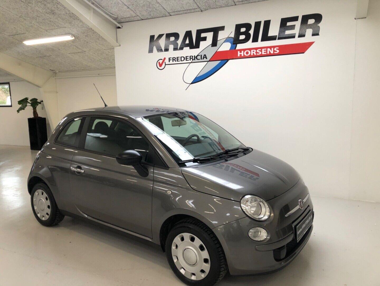 Fiat 500 1,2 Pop 3d - 49.900 kr.