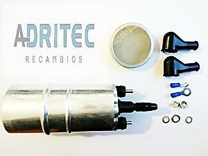 Bomba y filtro Gasolina BMW K75 K100 Fuel pump and filter 16121461576 0580463999