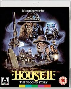 House-II-The-Second-Story-Blu-ray-DVD-Region-2