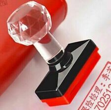 Custom Name Stamp Return Address Business Personalized Self Inking Rubber Stamps
