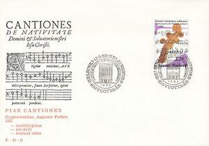 Finland-1982-FDC-Sibelius-Academy-100-Years-Anniv-of-Finnish-Musical-Art