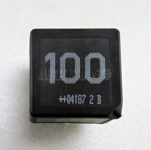 697-Iveco Daily 97-14 4-Pin Multi-Use Black Relay 504053413 70A 692.20 12V
