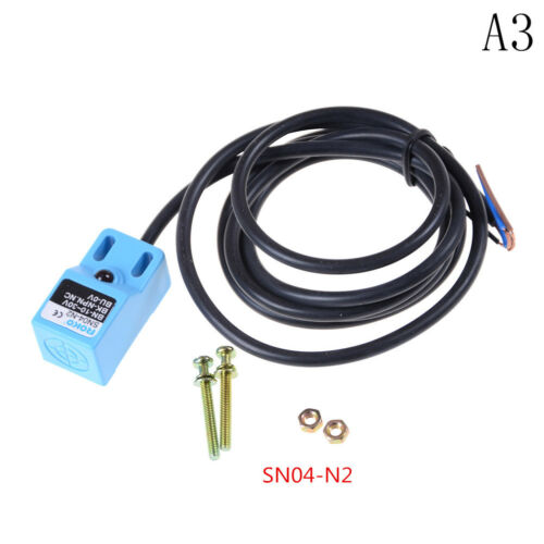 1PC SN04-P SN04-P2 SN04-N2 Inductive Proximity Sensor Detection Switch PB