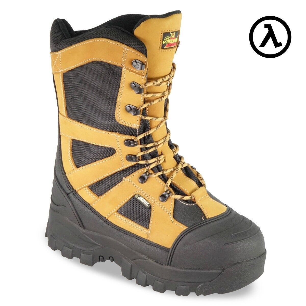 THOROGOOD INSULATED OUTDOOR ENDEAVOR EXTREME WP 2400G INSULATED THOROGOOD BOOTS 861-4071 - ALL SIZES 547729