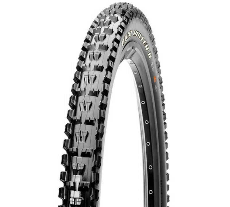 Maxxis High Roller II 26x2.30 TR 3C Folding MTB Bike Tyre