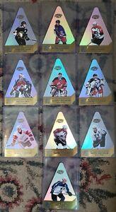 Gretzky-Lindros-Yzerman-Roy-Brodeur-Hasek-1998-99-P-Cramer-039-s-Choice-Award-JUMBO