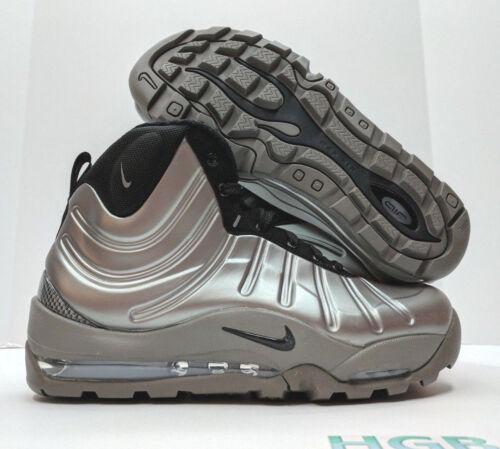 Etain 618056 Composite Bakin Noir Foamposite 002 Sneakers Air Gris Nike 4p8nwtxW