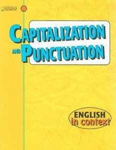 Capitalization and Punctuation (English in Context)