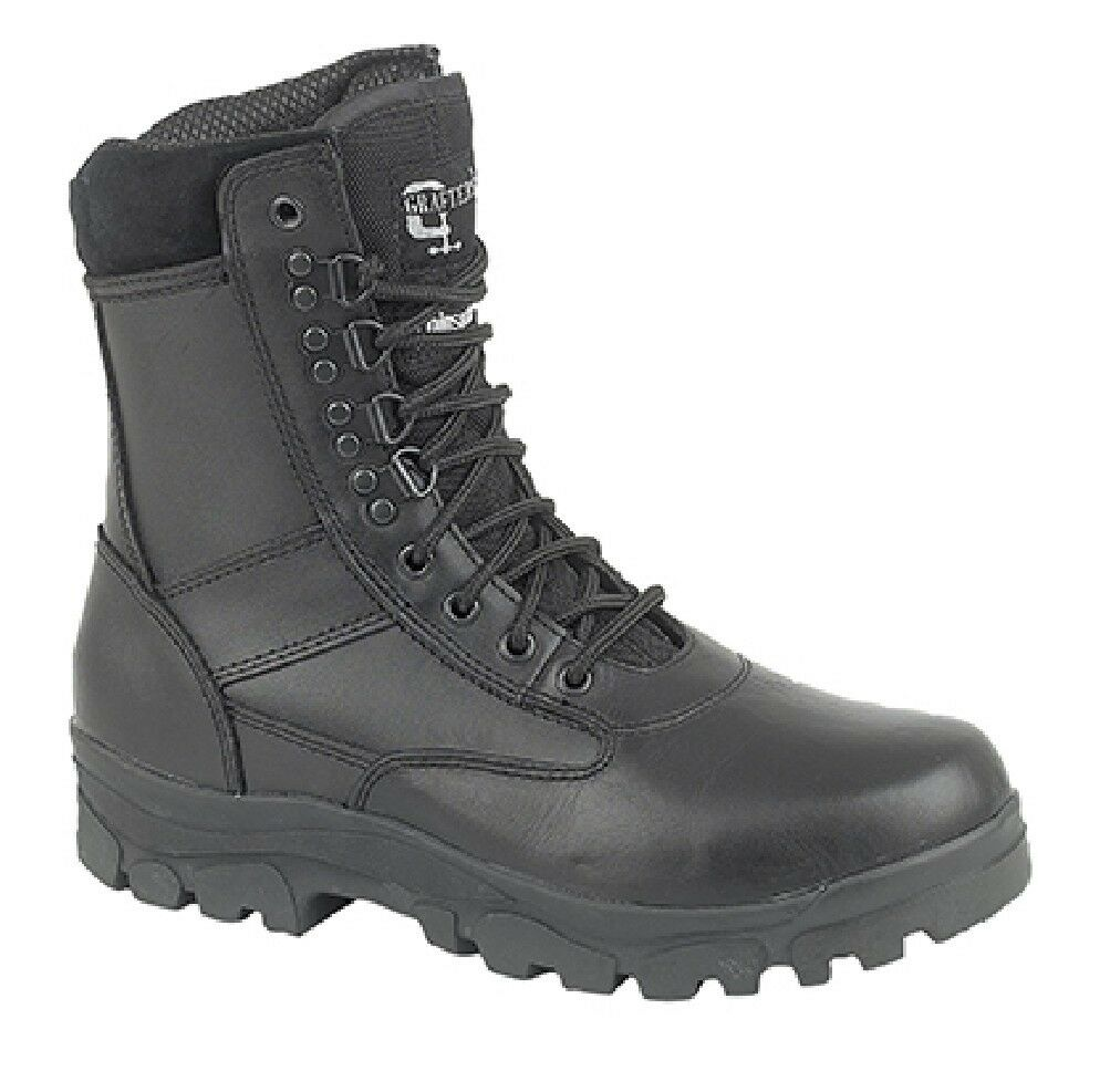 Grafters TOP GUN M671 Unisex Combat Military Thinsulate Stiefel Thinsulate Military lined 92ac38