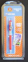 Looney Tunes Tazmanian Devil Ink Pen By Stylus 1997 Nip Oldstock