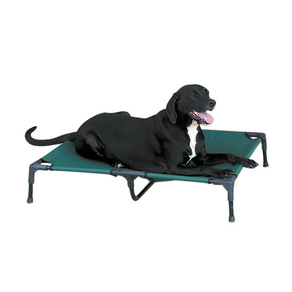 RAISED PET PET PET COTS - Elevated Outdoor Dogs Bed - 2 Styles & 4 Größes of Dog Beds 113f17