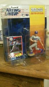 MIKE-PIAZZA-1994-STARTING-LINEUP-ROOKIE-w-collectible-rookie-card