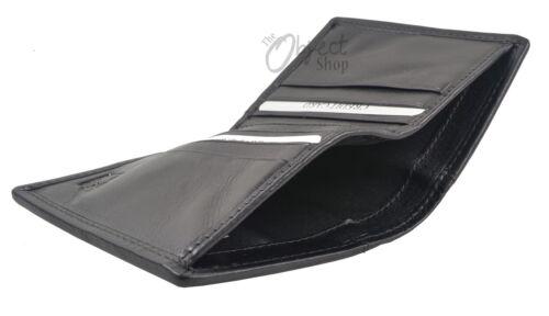 Real Carbon Fibre Kevlar Alufibre Leather Gents Wallet Credit Card Notes Slim