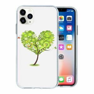 For-Apple-iPhone-11-PRO-Silicone-Case-Eco-Friendly-Green-S5761