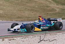 "Giancarlo Fisichella ""Sauber"" Autogramm signed 20x30 cm Bild"