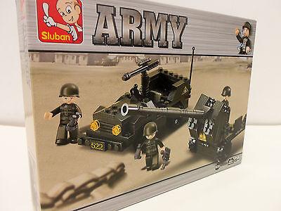 Wwii – 138/3 – 6+ Hart Arbeitend Sluban M38-b5900 Army Panzerabwehrkanone