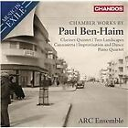 Paul Ben-Haim - Music in Exile: Chamber Works by (2013)