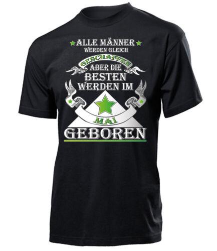 les meilleurs en mai t-shirt homme s-xxl Tous les hommes sont égaux créé..