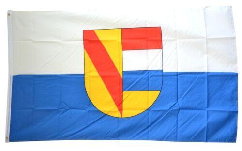 Fahne Deutschland Stadt Pforzheim Flagge Pforzheimer Hissflagge 90x150cm