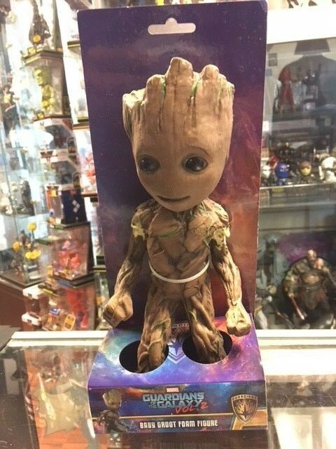 Guardians of the Galaxy 2 2 2 Life-Dimensione Foam cifra Groot Neca DAMAGED 780420