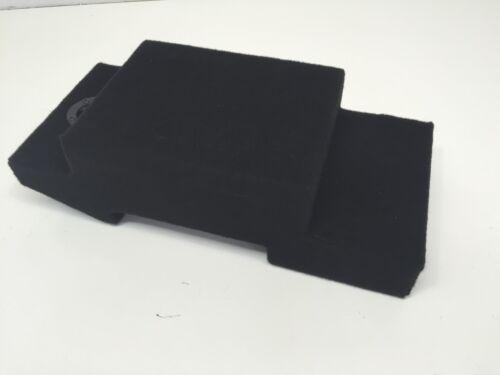 2014-2018 GMC Sierra Double Cab Hidden Console Sub Box 2015 2016 2017 Extended