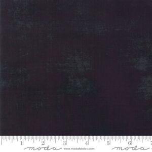 Moda-Quilt-Fabric-Grunge-Basics-Onyx-by-BasicGrey-by-half-yard-30150-99