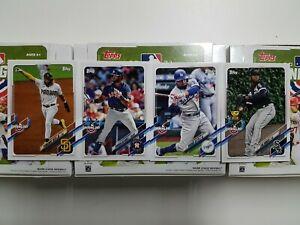 2021 Topps Opening Day Baseball (1-220) COMPLETE YOUR SET - YOU PICK FROM LIST