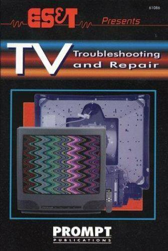 ES&T Mag. Presents TV Troubleshooting and Repair Paperback