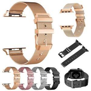 iWatch-Apple-Watch-Series-4-40mm-44mm-Stainless-Steel-Wrist-Band-Strap-Bracelet
