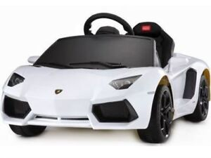 Electric Cars For Kids By Rastar Lamborghini Aventador 6v Ride On