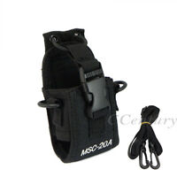 Multi-function Radio Case Pouch for Icom Wouxun Kenwood Motorola HT750 BF UV-5R