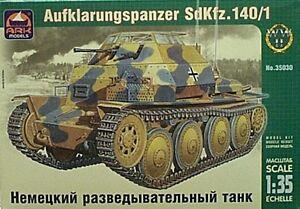 Ark-1-35-German-SdKfz-140-1-WWII-Recon-Tank-Aufklarumgspanzer-35030