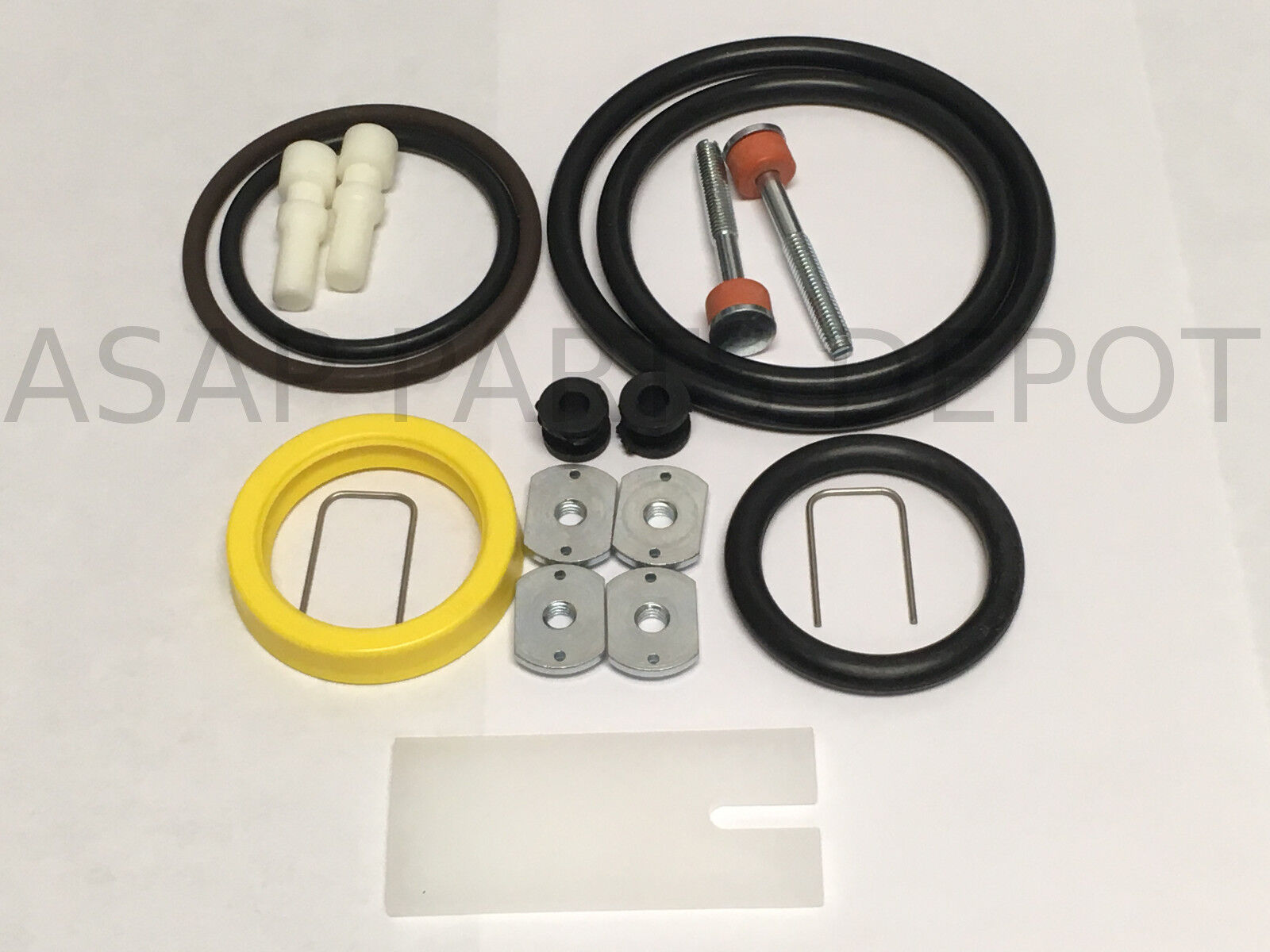 ASAP Aftermarket for Graco 246918 3:1 Ratio Fire Ball 225 Oil Pumps Repair Kit
