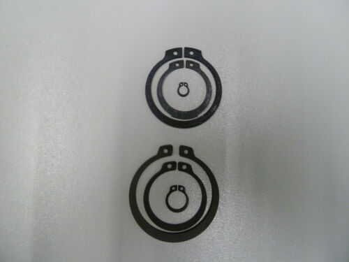 5mm 120mm Externo Circlips DIN471 D1400 Nuevo