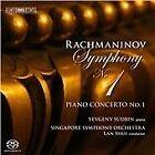Sergey Rachmaninov - Rachmaninov: Symphony No. 1; Piano Concerto No. 1 (2013)