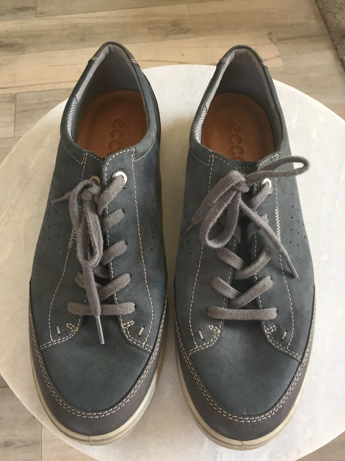 Mens Ecco Sneakers- bluee- Size 46- US 12-12.5