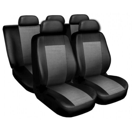 Kia Sorento Grau Universal Sitzbezüge Sitzbezug Auto Schonbezüge SUPERIOR