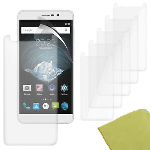 5-Pack-PET-Film-Screen-Protector-Guard-For-Cubot-Z100
