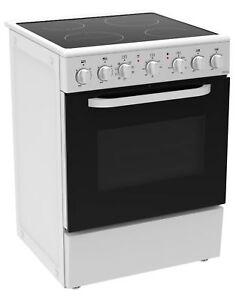 pkm standherd 60cm backofen glaskeramik hei luft umluft grill ober unterhitze 4030608231380 ebay. Black Bedroom Furniture Sets. Home Design Ideas
