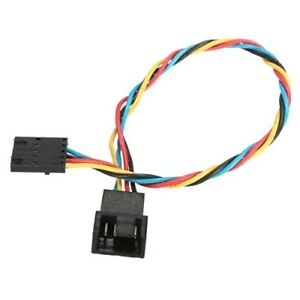 5-Pin-Latch-Dedicated-Fan-to-4-Pin-Cable-Adapter-Connector-Interface-For-Dell