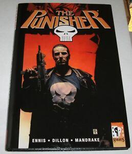 Hardback-Punisher-volume-3-Marvel-Knights