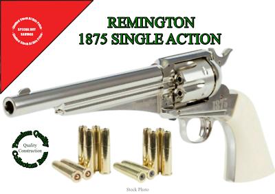 Remington 1875 Co2 Dual Ammo Replica Revolver Air Pistol
