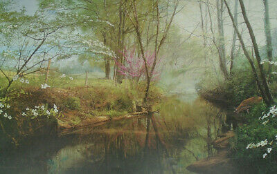 """/""""Memories of October/"""" Phillip Philbeck Limited Edition Giclee Artist Proof Print"""